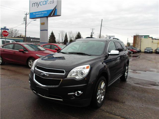 2014 Chevrolet Equinox LTZ (Stk: 190567) in Richmond - Image 2 of 13