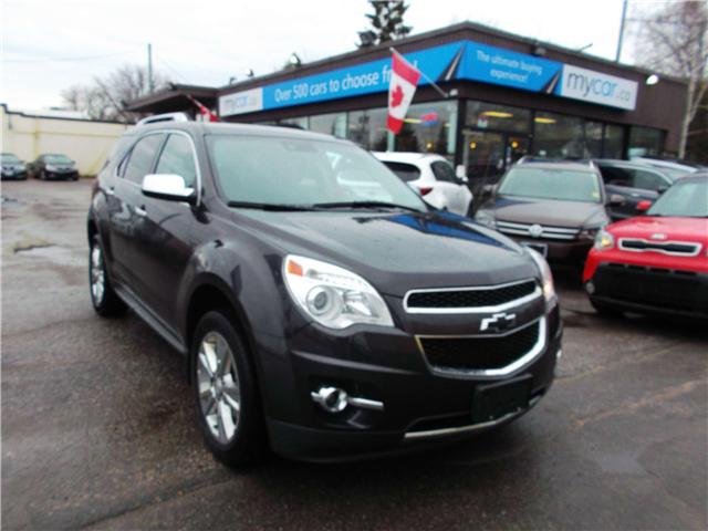 2014 Chevrolet Equinox LTZ (Stk: 190567) in Richmond - Image 1 of 13