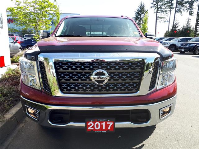2017 Nissan Titan SV (Stk: 9M3346A) in Courtenay - Image 2 of 9