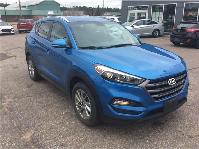 2016 Hyundai Tucson Premium (Stk: 19202A) in Pembroke - Image 1 of 20