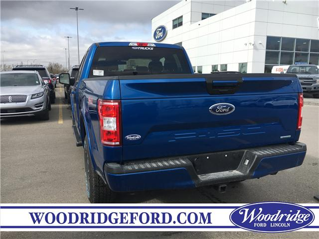 2018 Ford F-150 XLT (Stk: J-2277) in Calgary - Image 3 of 5