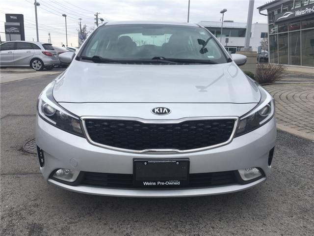 2017 Kia Forte LX+ (Stk: 1650W) in Oakville - Image 2 of 25