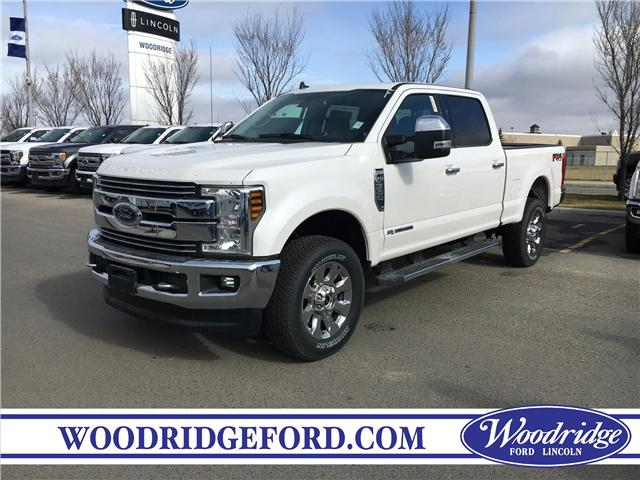 2019 Ford F-350 Lariat (Stk: K-640) in Calgary - Image 1 of 6