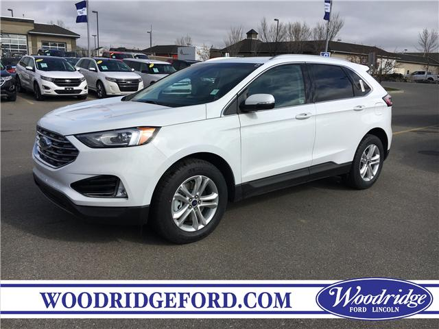 2019 Ford Edge SEL (Stk: K-1004) in Calgary - Image 1 of 5