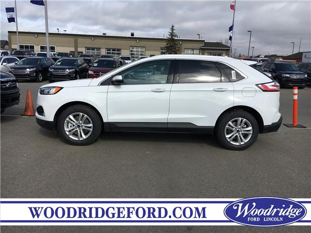 2019 Ford Edge SEL (Stk: K-1004) in Calgary - Image 2 of 5