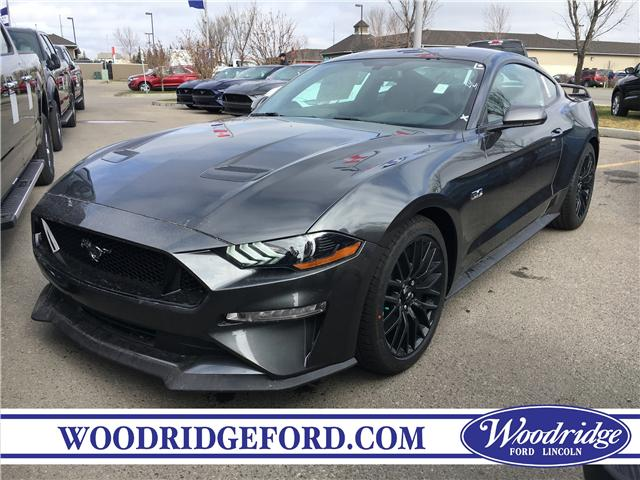 2019 Ford Mustang GT (Stk: K-1046) in Calgary - Image 1 of 5