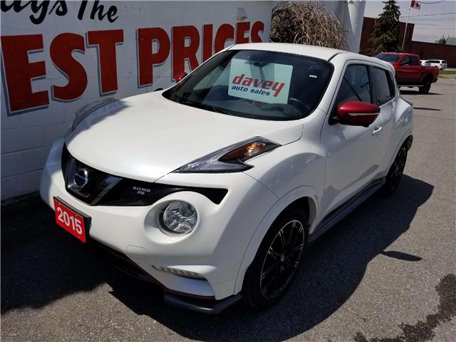 2015 Nissan Juke NISMO RS (Stk: 19-051) in Oshawa - Image 1 of 13