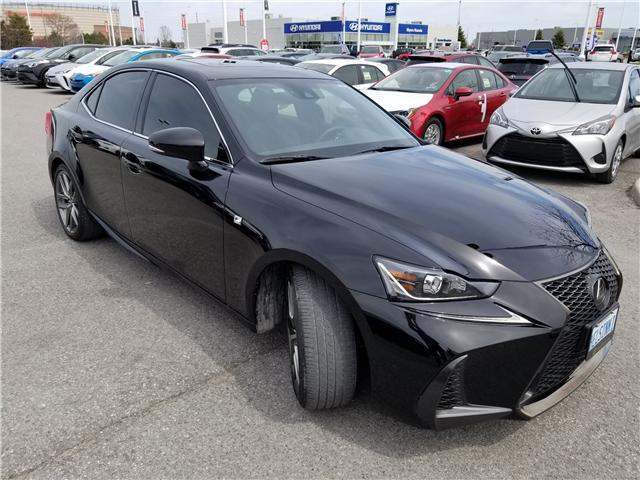 2017 Lexus IS 300  (Stk: 059E1282) in Ottawa - Image 7 of 22