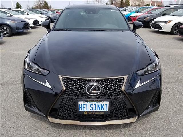 2017 Lexus IS 300  (Stk: 059E1282) in Ottawa - Image 8 of 22
