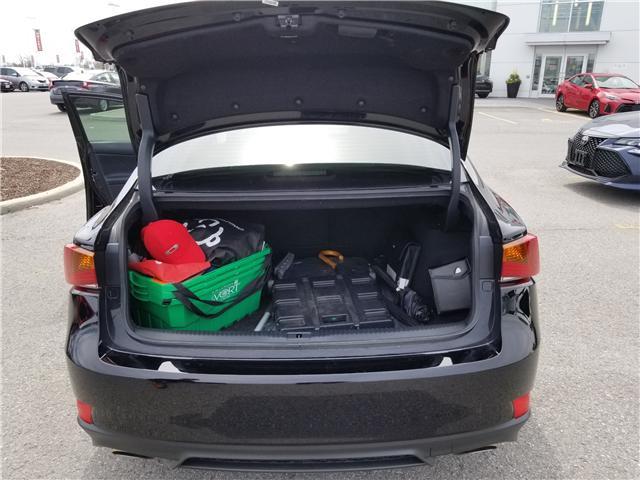 2017 Lexus IS 300  (Stk: 059E1282) in Ottawa - Image 19 of 22