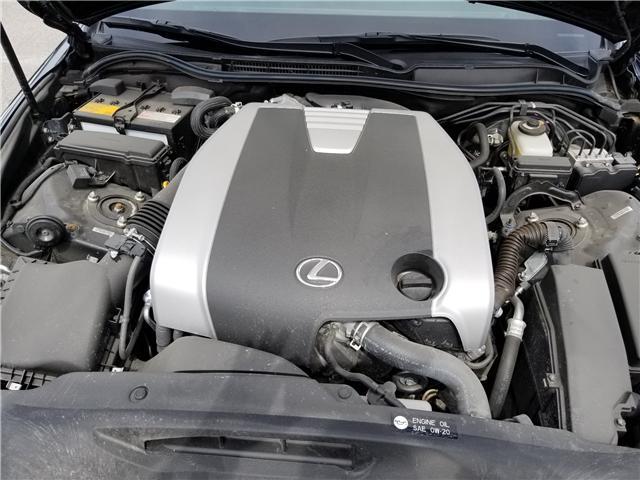 2017 Lexus IS 300  (Stk: 059E1282) in Ottawa - Image 21 of 22