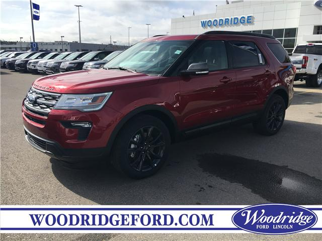 2019 Ford Explorer XLT (Stk: KK-20) in Calgary - Image 1 of 6