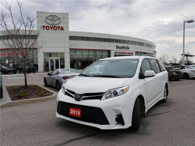 2019 Toyota Sienna  (Stk: P1779) in Whitchurch-Stouffville - Image 1 of 18
