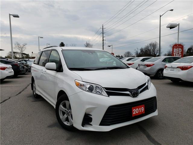 2019 Toyota Sienna  (Stk: P1779) in Whitchurch-Stouffville - Image 4 of 18