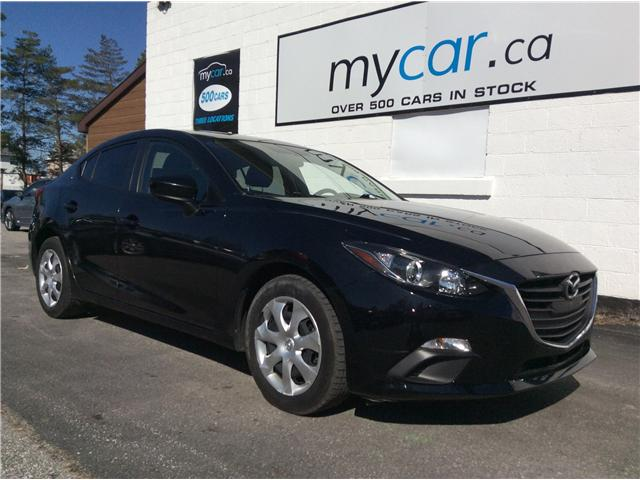 2015 Mazda Mazda3 GX (Stk: 190470) in North Bay - Image 1 of 18