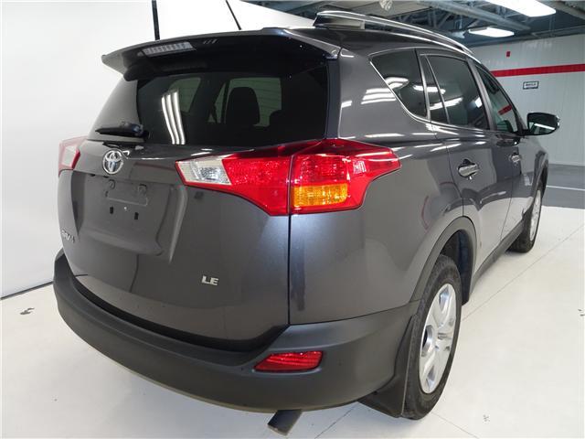 2015 Toyota RAV4 LE (Stk: 36202U) in Markham - Image 6 of 10