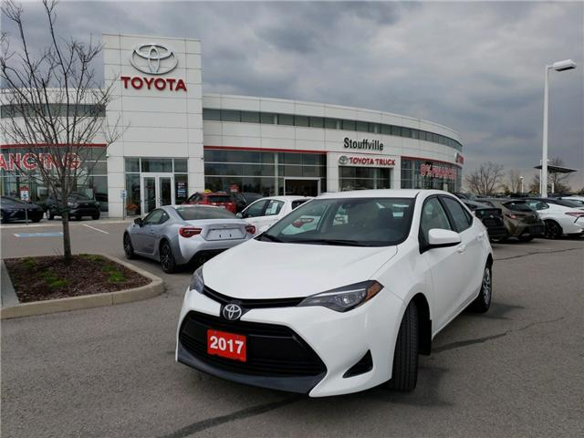 2017 Toyota Corolla LE (Stk: P1788) in Whitchurch-Stouffville - Image 1 of 12
