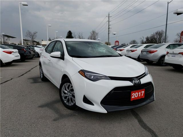 2017 Toyota Corolla LE (Stk: P1788) in Whitchurch-Stouffville - Image 4 of 12