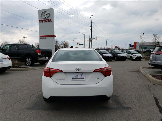 2017 Toyota Corolla LE (Stk: P1788) in Whitchurch-Stouffville - Image 5 of 12