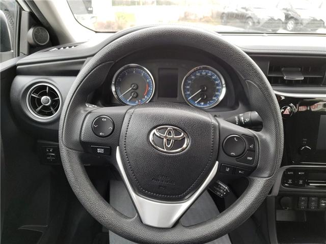 2017 Toyota Corolla LE (Stk: P1788) in Whitchurch-Stouffville - Image 7 of 12