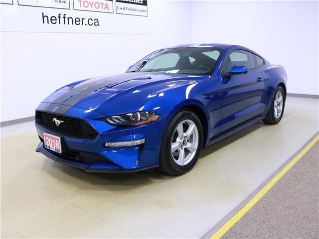 2018 Ford Mustang  (Stk: 195281) in Kitchener - Image 1 of 28