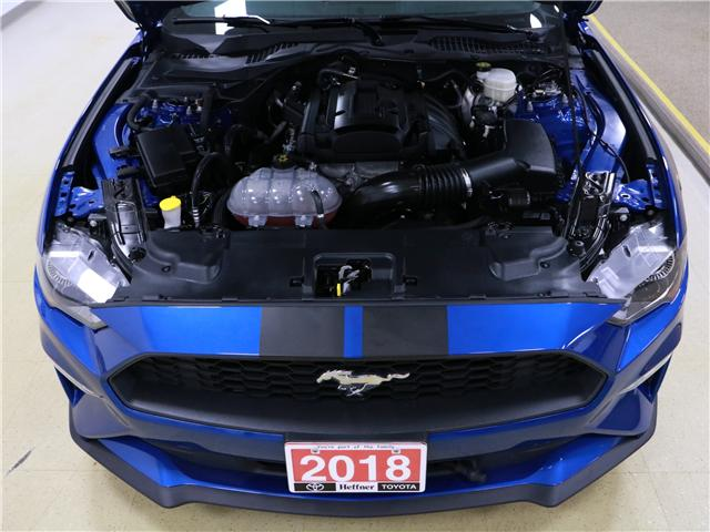 2018 Ford Mustang  (Stk: 195281) in Kitchener - Image 25 of 28