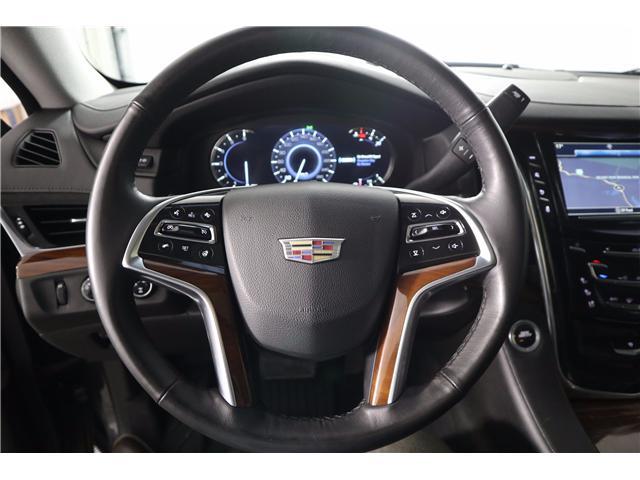 2017 Cadillac Escalade Premium Luxury (Stk: P19-72) in Huntsville - Image 23 of 35