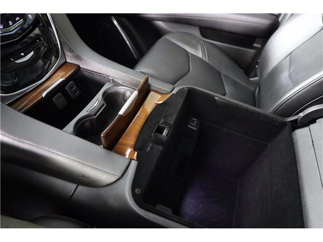 2017 Cadillac Escalade Premium Luxury (Stk: P19-72) in Huntsville - Image 33 of 35