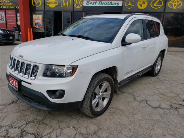 2014 Jeep Compass Sport/North (Stk: 633469) in Toronto - Image 1 of 12