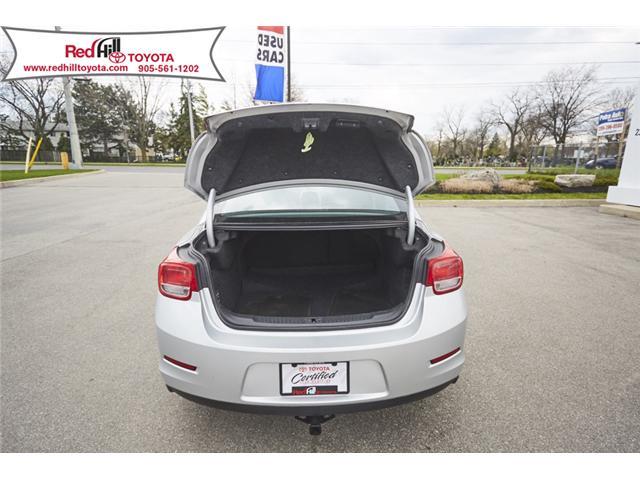 2014 Chevrolet Malibu 1LT (Stk: 79770) in Hamilton - Image 10 of 21