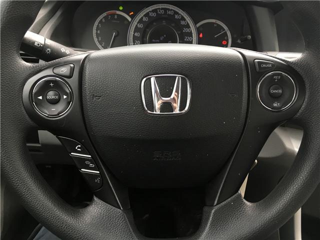 2015 Honda Accord LX (Stk: C19687A) in Toronto - Image 9 of 17