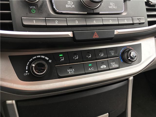 2015 Honda Accord LX (Stk: C19687A) in Toronto - Image 13 of 17