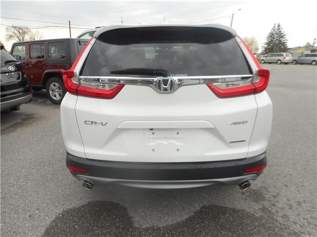 2017 Honda CR-V Touring (Stk: NC 3741) in Cameron - Image 4 of 12