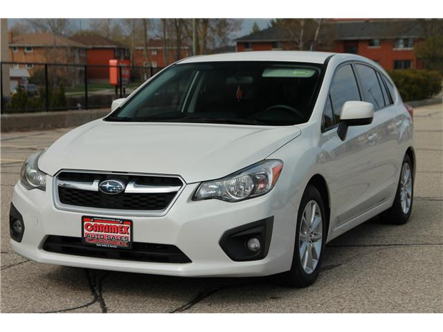 2013 Subaru Impreza 2.0i Touring Package (Stk: 1904147) in Waterloo - Image 1 of 25