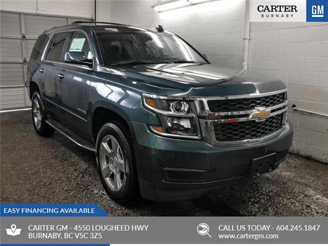 2019 Chevrolet Tahoe LS (Stk: N9-21230) in Burnaby - Image 1 of 11