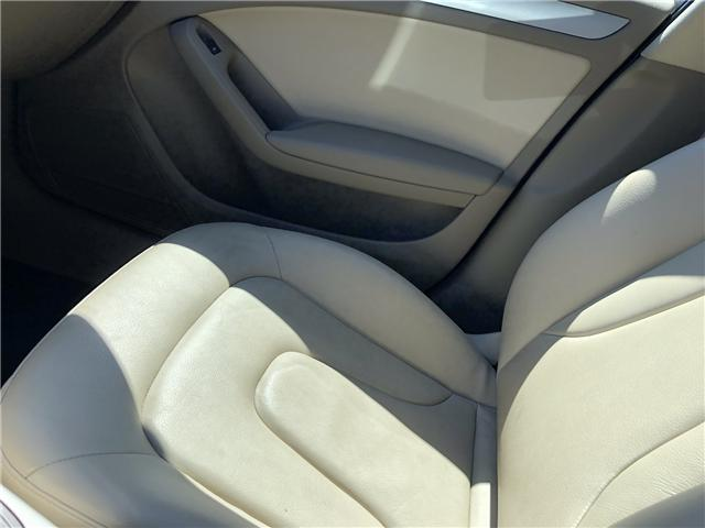 2012 Audi A4 2.0T Premium Plus (Stk: -) in Ottawa - Image 5 of 33