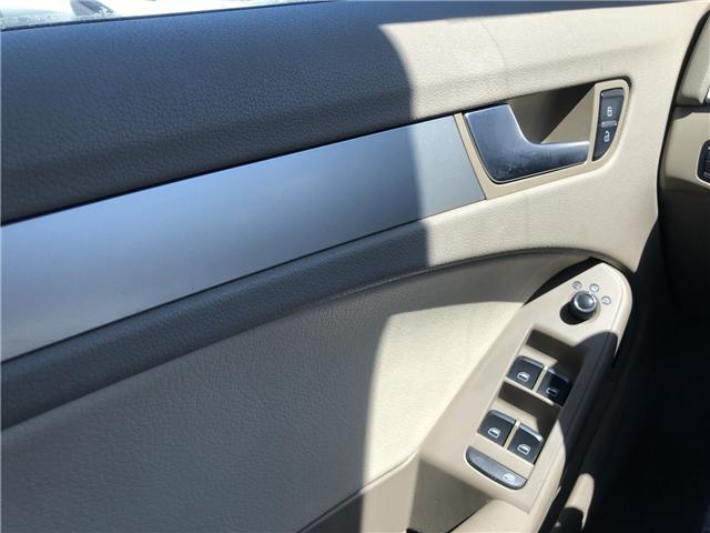 2012 Audi A4 2.0T Premium Plus (Stk: -) in Ottawa - Image 7 of 33