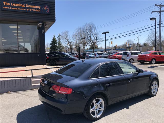 2012 Audi A4 2.0T Premium Plus (Stk: -) in Ottawa - Image 15 of 33