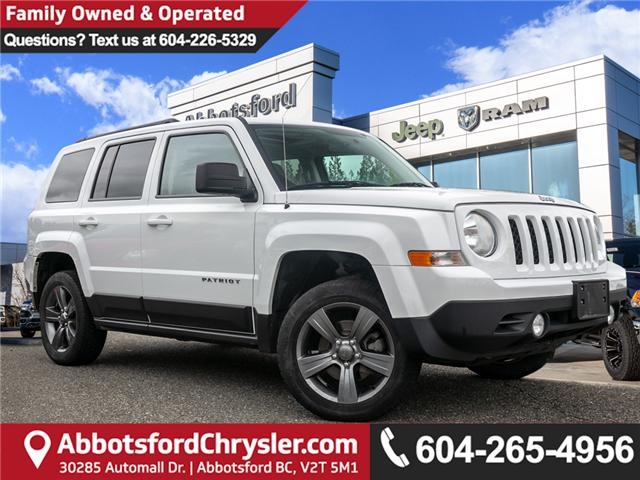 2015 Jeep Patriot Sport/North (Stk: K627001A) in Abbotsford - Image 1 of 24