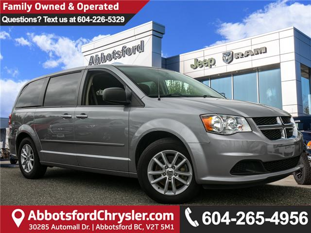 2014 Dodge Grand Caravan SE/SXT (Stk: K674320A) in Abbotsford - Image 1 of 24