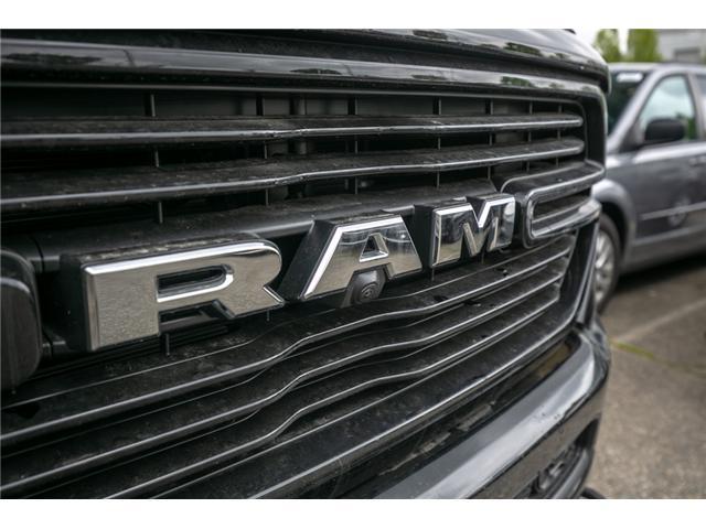 2019 RAM 1500 Laramie (Stk: K757329) in Abbotsford - Image 10 of 28