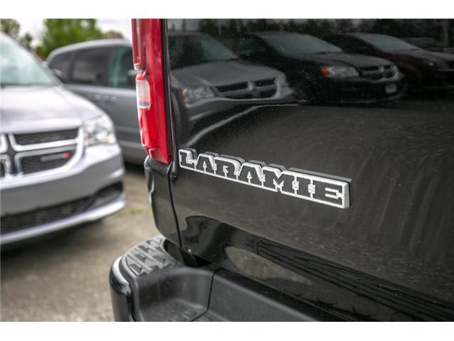 2019 RAM 1500 Laramie (Stk: K757329) in Abbotsford - Image 15 of 28