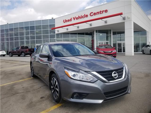 2018 Nissan Altima 2.5 SV (Stk: U194146) in Calgary - Image 1 of 28