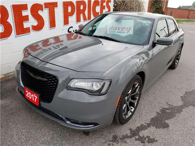 2017 Chrysler 300 S (Stk: 19-284) in Oshawa - Image 1 of 14