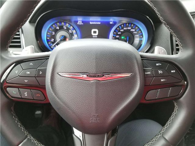 2017 Chrysler 300 S (Stk: 19-284) in Oshawa - Image 11 of 14