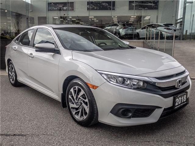 2018 Honda Civic EX (Stk: 27980A) in Markham - Image 1 of 22
