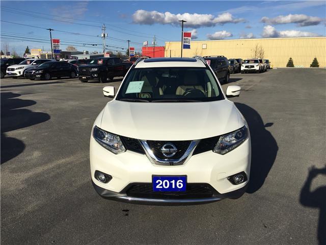 2016 Nissan Rogue SL Premium (Stk: 19246) in Sudbury - Image 2 of 15