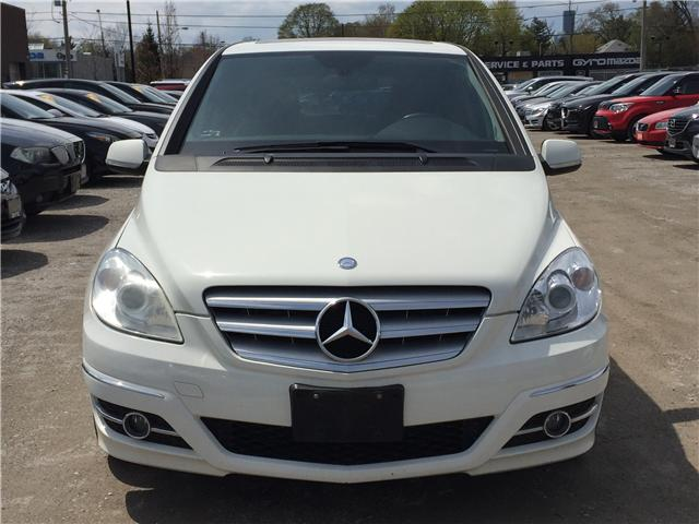 2010 Mercedes-Benz B-Class Base (Stk: 522974) in East York - Image 2 of 16