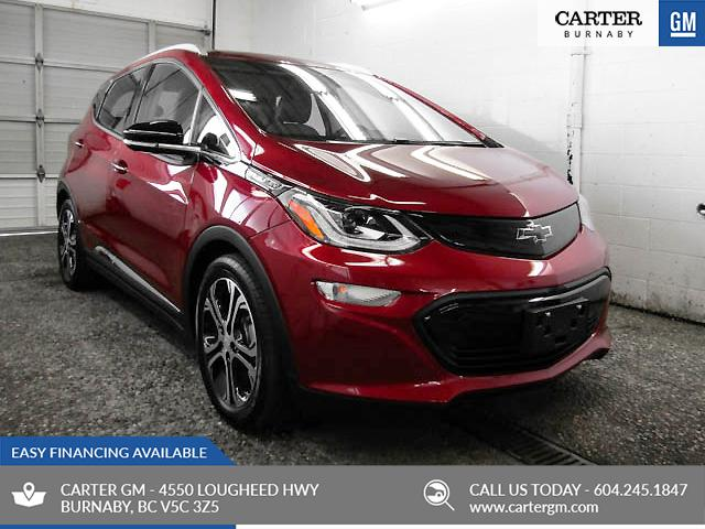 2019 Chevrolet Bolt EV Premier (Stk: B9-89060) in Burnaby - Image 1 of 12