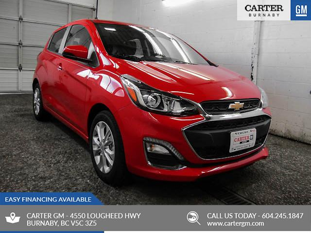 2019 Chevrolet Spark 1LT CVT (Stk: 49-86710) in Burnaby - Image 1 of 13